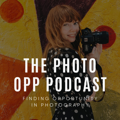 Anabel DFlux Featured in The Photo Opp Podcast
