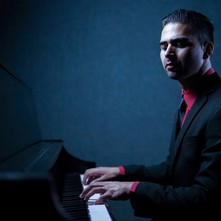 Sandor Piano Session