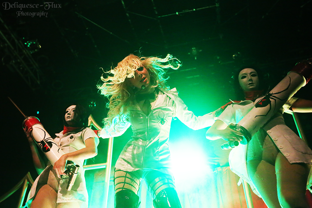 in this moment concert