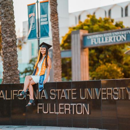 Jennifer Graduation Session