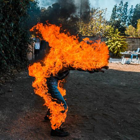 Burn Session