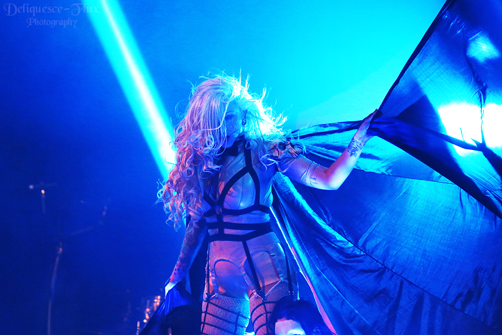 in this moment live