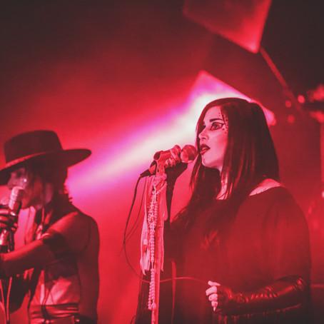 IAMX Live (With Kat Von D)