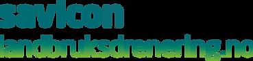 Logo Savicon landbruksdrenering.no