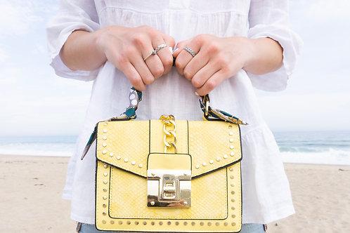 The Alexis Bag Yellow