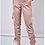 Thumbnail: Ruched Detail Pants Mink