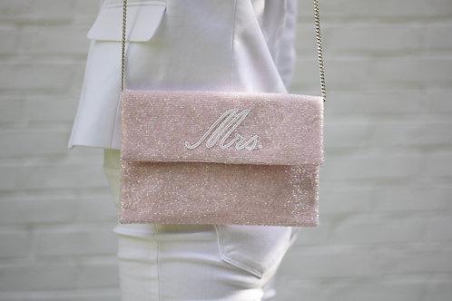 """""""MRS."""" Beaded bag"""