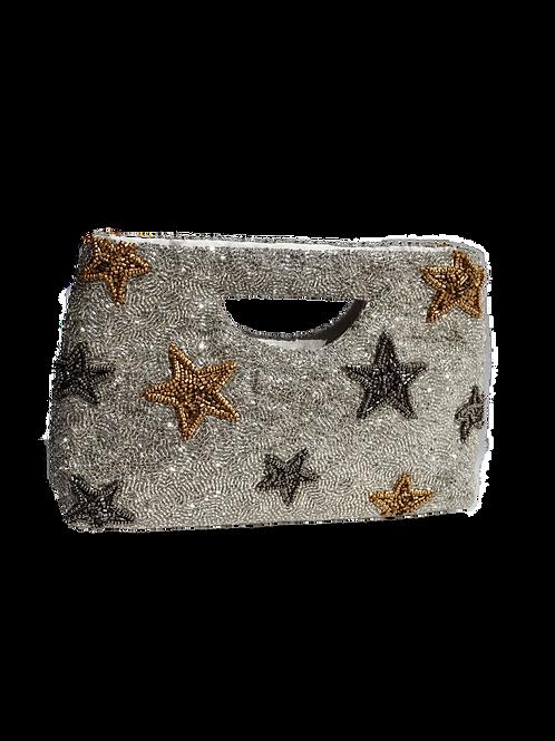 Silver & Gold Star Bag