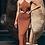 Thumbnail: Brown Cut Out Dress