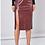 Thumbnail: Slit Wine Skirt