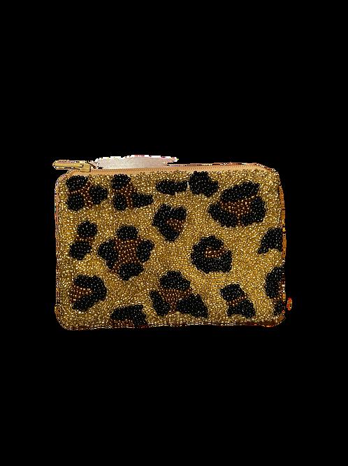 Cheetah coin purse
