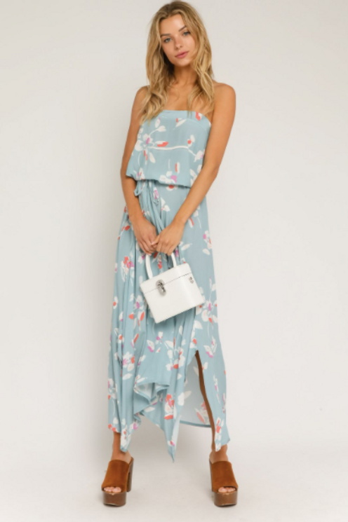 Blossoms Blooming Dress