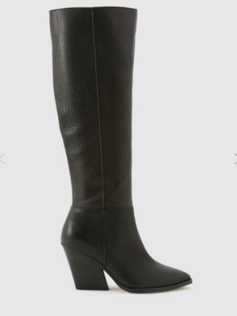 ISOBEL BOOTS IN BLACK