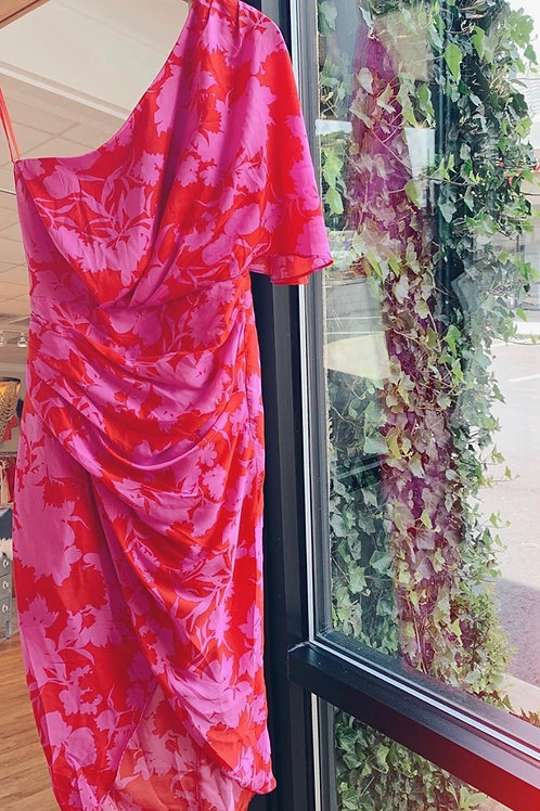 Berry in Love Dress