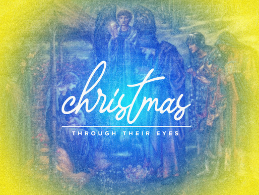 Christmas Through Their Eyes