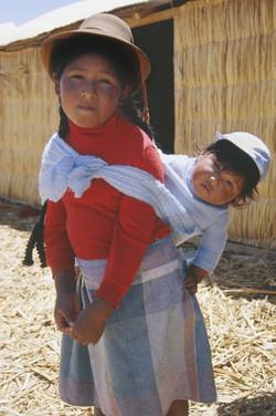 Sibling Sling, Peru