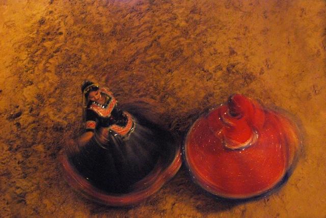 Gypsy Dancers, India