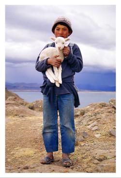 Shepherd Boy, Peru