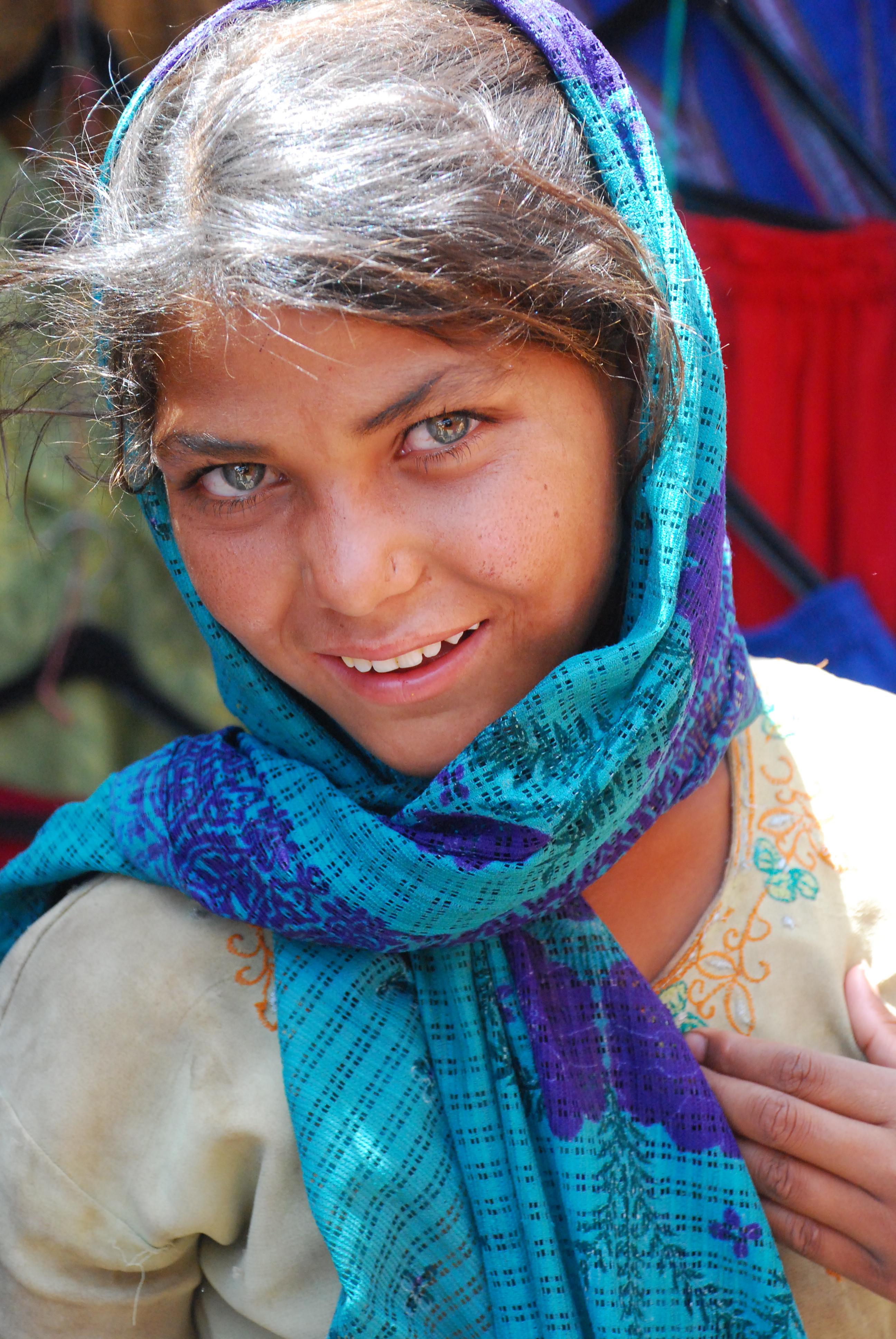 Gypsy Girl, India