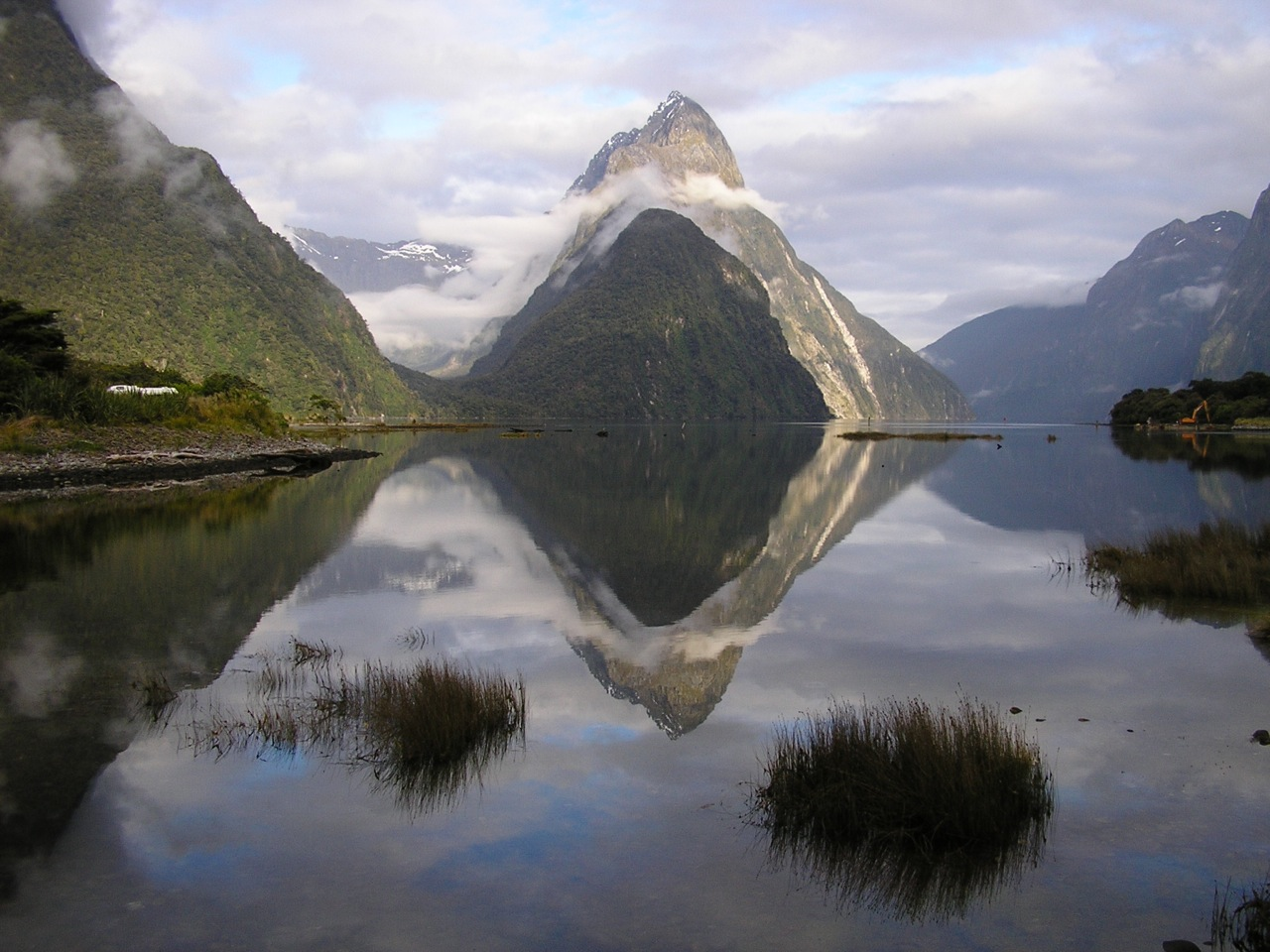Milford Sound Peace