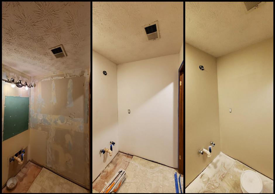 Bathroom Paint & Drywall
