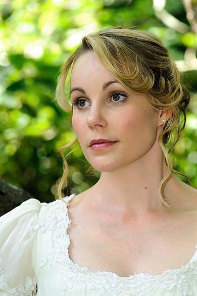 Jane Austen inspired shoot