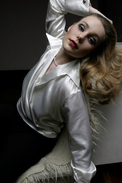 Golden Age of Hollywood inspired shoot