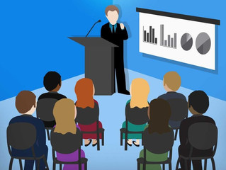 Quick Presentation Tips: The formula for making people listen