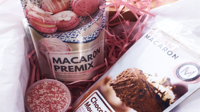 Macaron Premix Kit