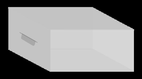 Small  PVC Cube