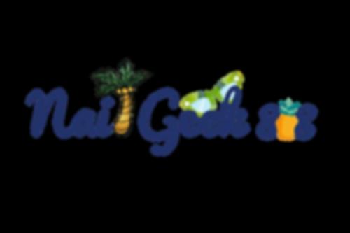 Nail Geek 808 logo