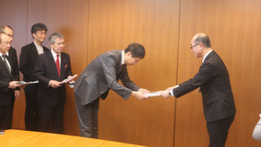サン・ファン号の保存を求め宮城県へ3,307人分の署名を提出しました
