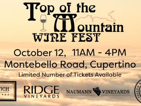 Top of The Mountain Wine Fest