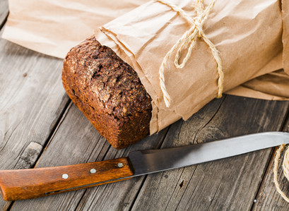 Banana loaf, Gluten free