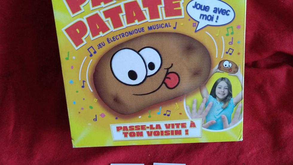 jeu électronique musical pass' patate