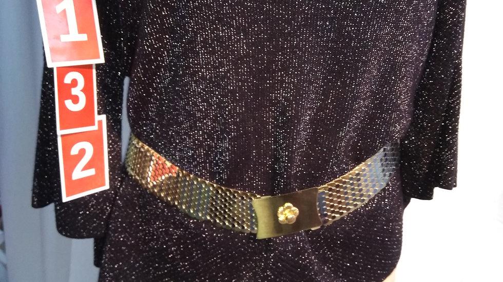 ceinture doré