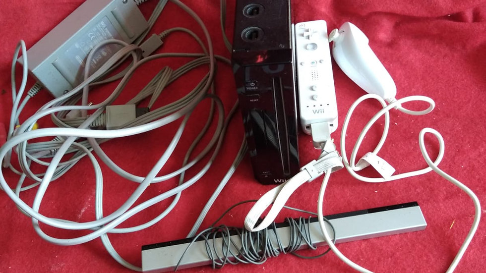 jeux + console wii