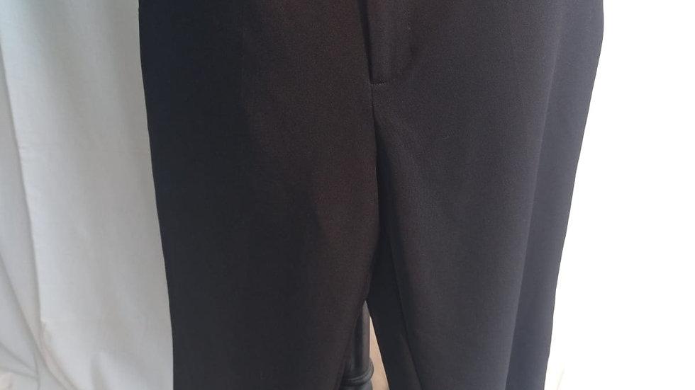 pantalon noir T.40