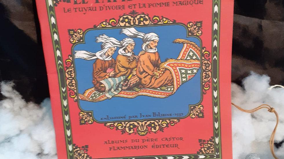 """livre """" le tapis volant"""""""