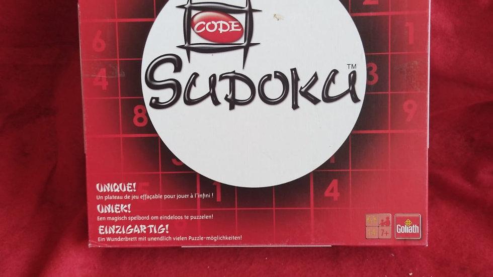 Jeu du sudoku