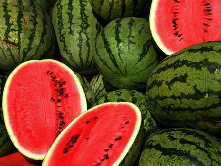 Watermelon Poem