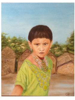 India's child