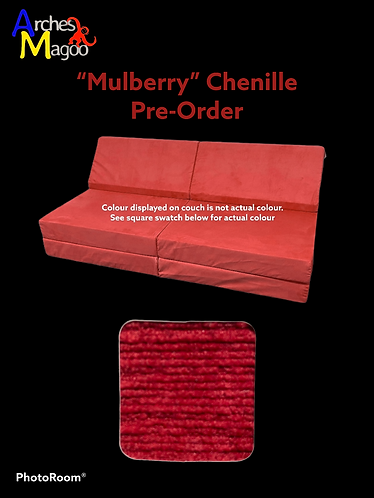 Mulberry Cheeky Monkey Deluxe play couch  - Pre-Order