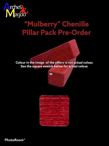 Mulberry Chenille Pillar Pack Pre-Order
