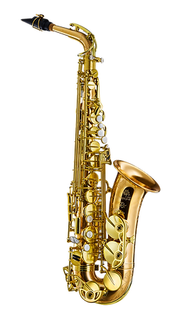 Forestone Alto Saxophone RX Red Brass Unlacquered