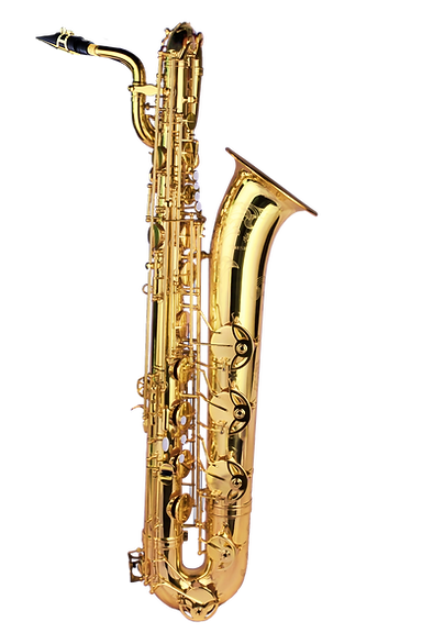 Forestone baritone saxophone
