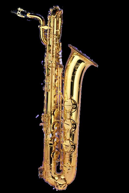 Forestone Baritone Saxophone SX Gold Lacquered