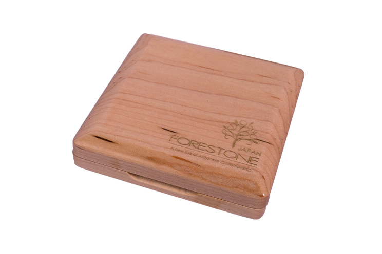 Forestone wood reed case