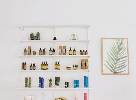 Parabens & Your Products