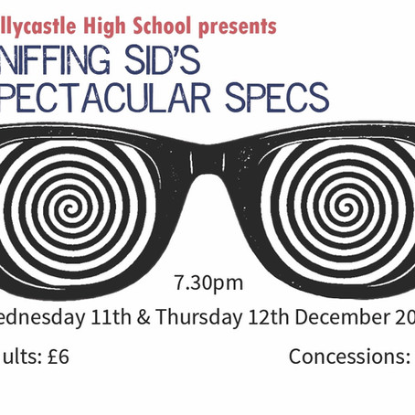 Sniffing Sid's Spectacular Spectacles